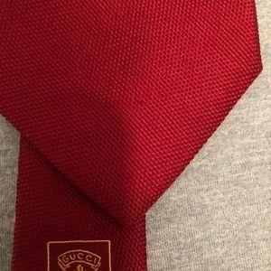 Gucci Accessories - Gucci tie